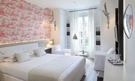 Chambre Supérieure - HOTEL DE BANVILLE - Paris
