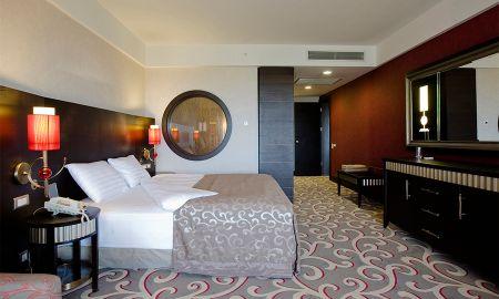 Classic Room - Side Sea View - Cornelia Diamond Golf Resort & Spa - Antalya