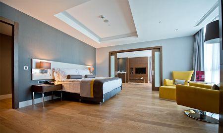Suite une Chambre Business Class - Radisson Blu Hotel, Kayseri - Kayseri