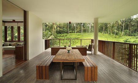 Villa Terrasse - Alila Ubud - Bali