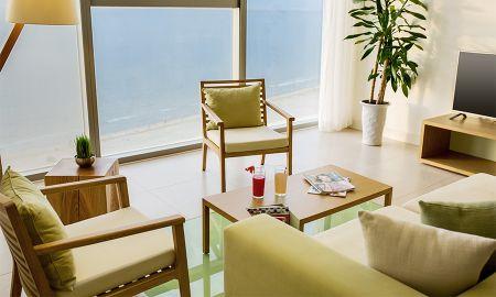 Suite Océan Double - 1 Soin de Réflexologie Plantaire par Jour - Fusion Suites Danang Beach - Da Nang