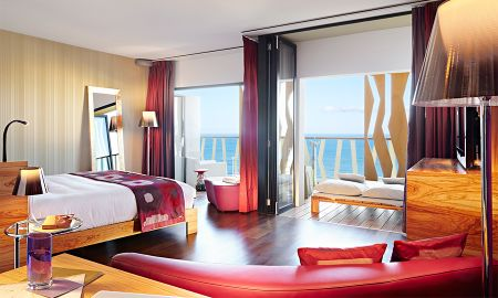 Junior Suite Ocean View - Bohemia Suites & Spa - Adults Only - Isole Canarie