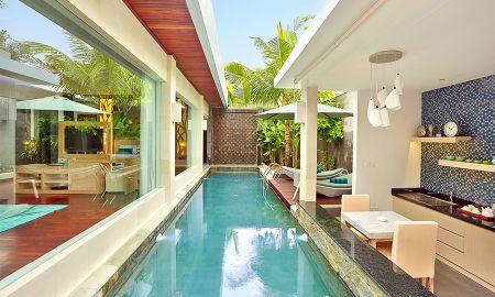 Villa Un Dormitorio - The Leaf Jimbaran - Bali