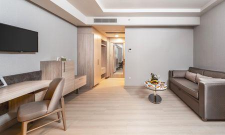 Junior Suite Double - Concorde Deluxe Resort - Antalya