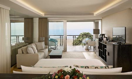 Suite Deluxe - Vista Océano - Double-Six Luxury Hotel - Bali