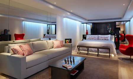 Suite Leisure - Double-Six Luxury Hotel - Bali