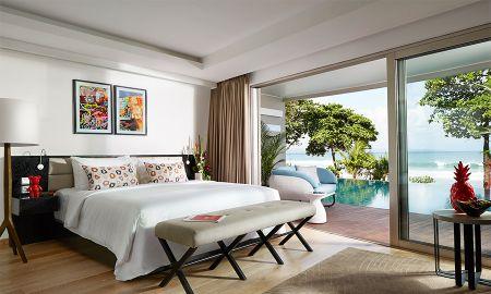Suite Premium - Acceso Piscina Vista al Mar - Double-Six Luxury Hotel - Bali