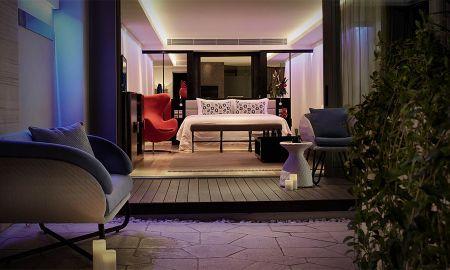 Suite con Dos Dormitorios - Vista al Mar - Double-Six Luxury Hotel - Bali