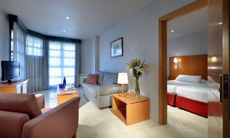 Suite - Exe Gran Hotel Almenar - Madrid