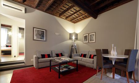 Suite Luxe - The Telegraph Suites - Rome