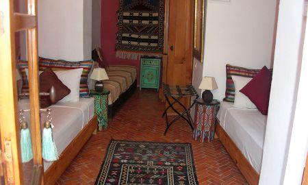 Habitación Oasis - Riad Tafilag - Taroudant