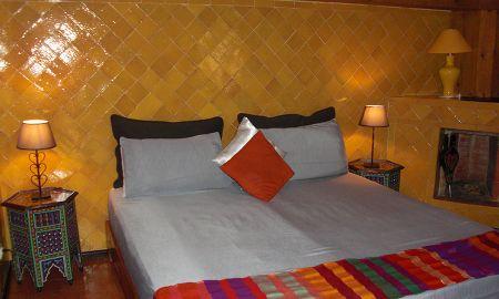 Habitación Safrana - Riad Tafilag - Taroudant