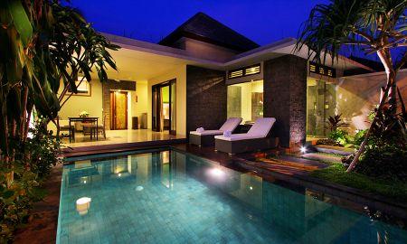 Villa Un Dormitorio con Piscina - Royal Samaja Villas - Bali