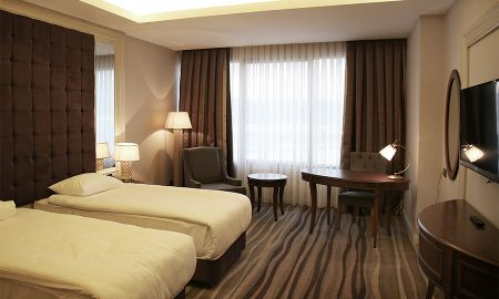 Einzelzimmer - Morrian Hotel - Bursa