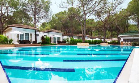 Garden & Lagoon Villa - NIRVANA Lagoon Villas Suites & SPA - Antalya