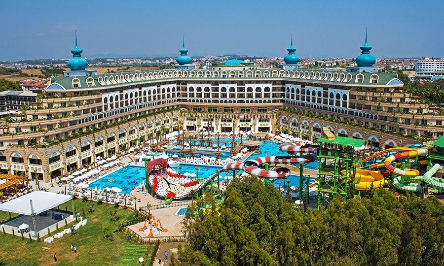 Hotel Crystal Sunset Luxury Resort Spa Booking Info