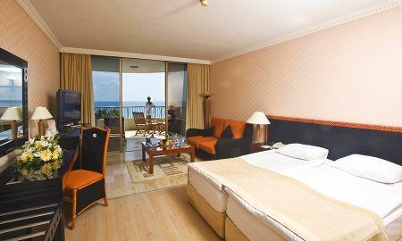 Standard Room - Sea View - CRYSTAL SUNRISE QUEEN Resort & SPA - Antalya