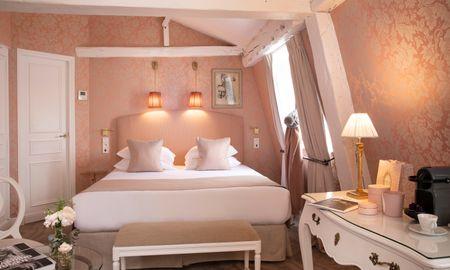 Suite Junior Torre Eiffel - Odeon Hotel - Paris