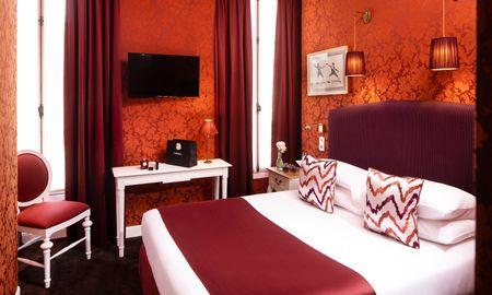 Habitación Doble Estándar - Odeon Hotel - Paris