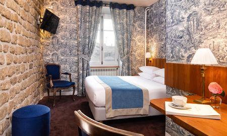 Habitación Doble Superior - Odeon Hotel - Paris
