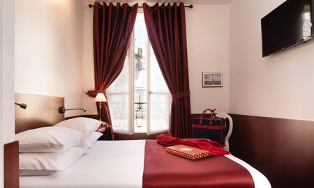 Habitación Clásica Doble - Odeon Hotel - Paris