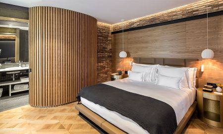 Suite Paseo de Gracia - Monument Hotel - Barcelone