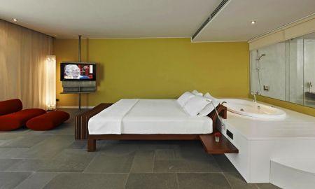 Camera Executiva - Vista Mare - KUUM Hotel & Spa - Bodrum