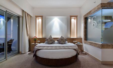 Honeymoon Suite - Saphir Resort & Spa - Antalya