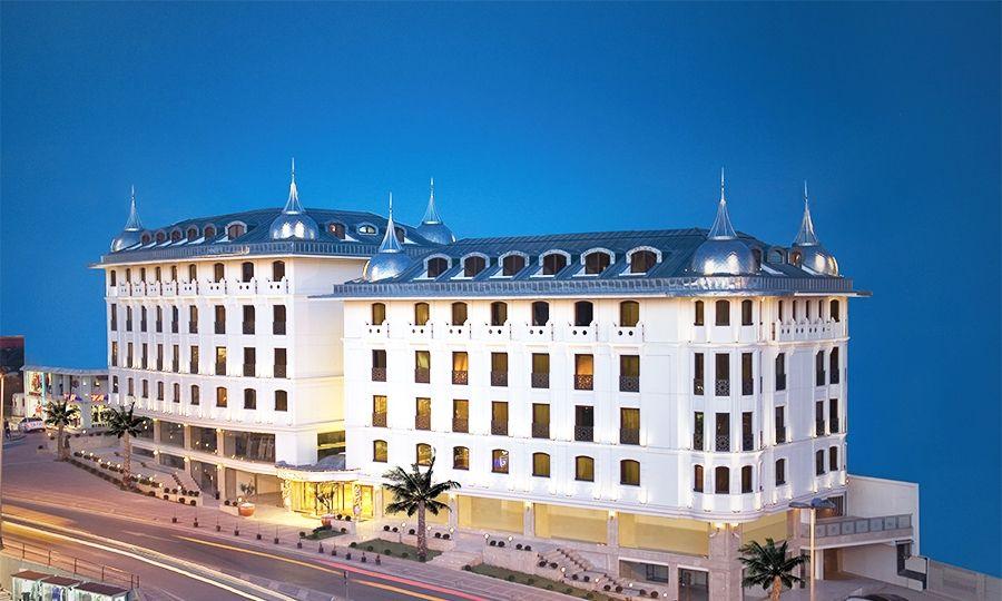 Hotel Hurry Inn Merter Istanbul Booking Info