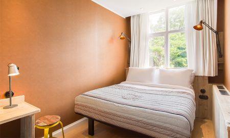 Quarto Conforto - Max Brown Hotel Museum Square - Amsterdã