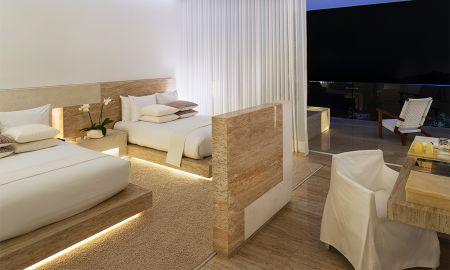 Suite Twin Océan avec Balcon - Encanto Acapulco - Acapulco