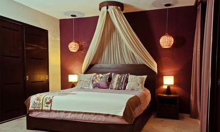 Chambre Deluxe Romantique - Soho Playa Hotel - Playa Del Carmen