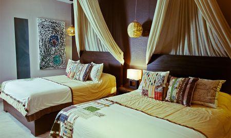 Chambre Queen - Soho Playa Hotel - Playa Del Carmen