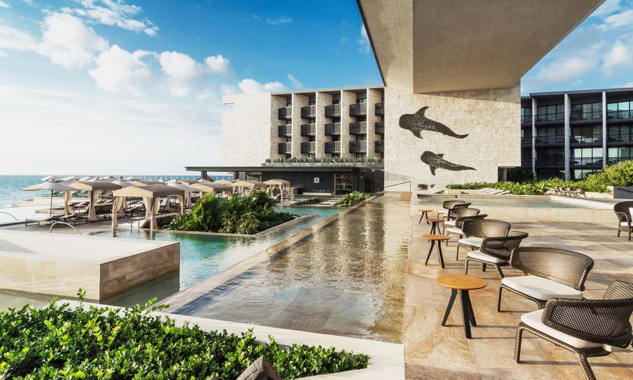 Grand Hyatt Playa del Carmen Resort - Playa del Carmen