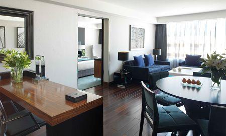 Suite avec accès au Lounge - Radisson Blu Hotel, Kuwait - Koweït