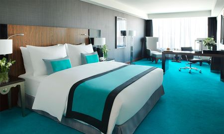 Chambre Exécutive Single avec accès au Lounge - Radisson Blu Hotel, Kuwait - Koweït