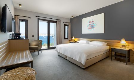Double Room with Sea View - Senses Hotel Bodrum - Bodrum