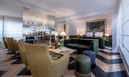 Suite Rayz Bar - Rayz Private Suites - Paris