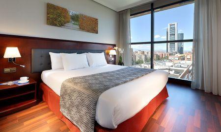 Camera Singola Standard - Hotel Vía Castellana - Madrid