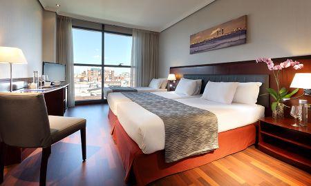 Camera Doppia Standard con Letto Extra - Hotel Vía Castellana - Madrid