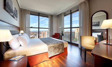 Camera Familiare - Hotel Vía Castellana - Madrid