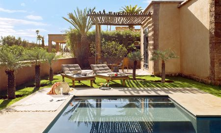 Suite Avec Piscine Privée - THE SOURCE - Marrakech