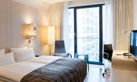 Chambre Standard Double - Usage Individuel - Scandic Berlin Potsdamer Platz - Berlin