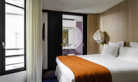 Chambre Deluxe - Hotel Du Ministere - Paris