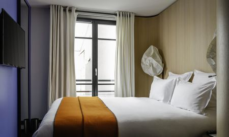 Chambre Classique Individuelle - Hotel Du Ministere - Paris