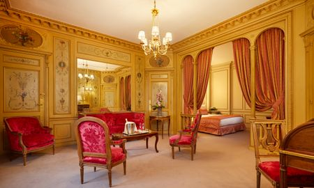 Suite Junior Deluxe - Hôtel Raphael - Paris