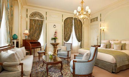 Chambre Deluxe - Hôtel Raphael - Paris