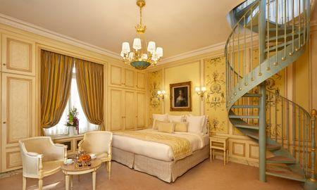 Suite Duplex - Hôtel Raphael - Paris