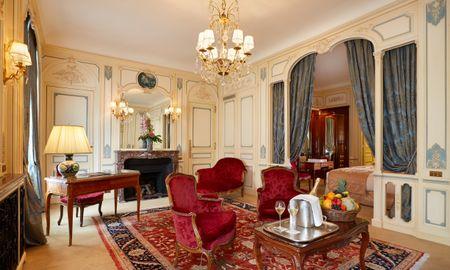 Suite Signature - Hôtel Raphael - Paris