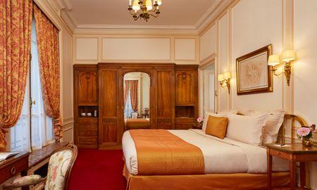 Chambre Classique - Hôtel Raphael - Paris